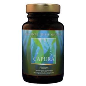 Zeewier capsule Capura - Folium