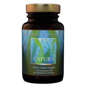 Zeewier capsule Capura - Huid Haar Nagel